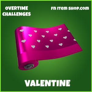 Valentine uncommon fortnite wrap
