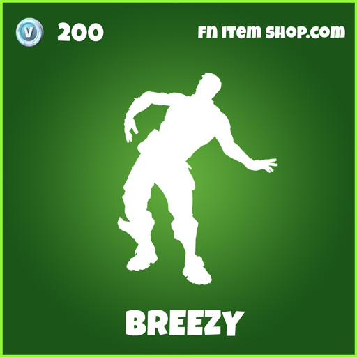 Breezy uncommon fortnite skin