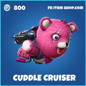 Cuddle Cruiser rare fortnite glider