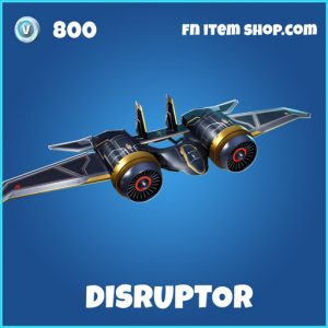 Disruptor rare fortnite glider