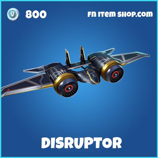 Disruptor
