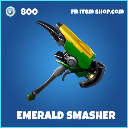 Emerald-Smasher