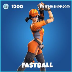 Fastball rare fortnite skin