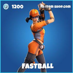 Fastball rare fortnite skin