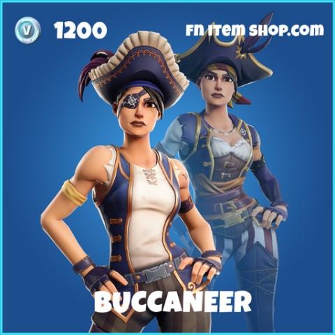 Buccaneer rare fortnite skin