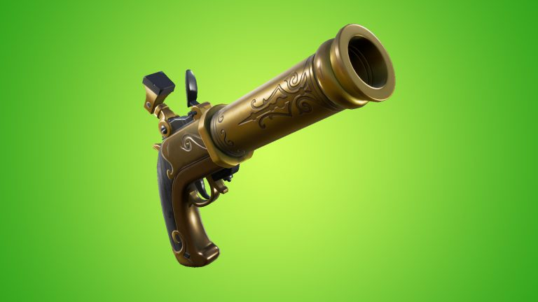 v8.11 Patch Notes | Flint-Knock Pistol, Black Glass Island and More!