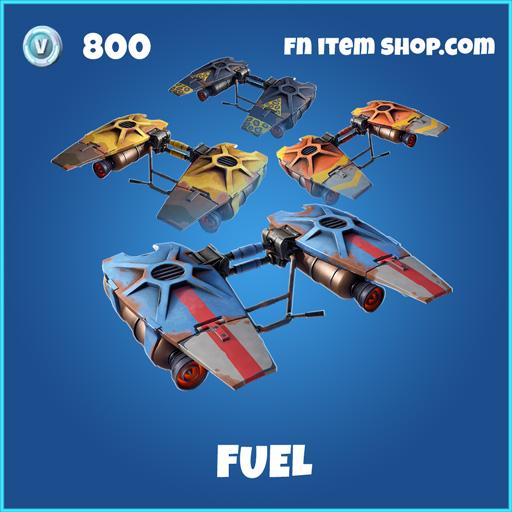 Fuel rare fortnite glider