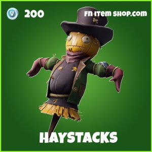 Haystacks uncommon fortnite backpack