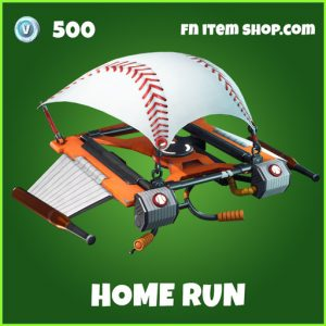 Home Run uncommon fortnite glider