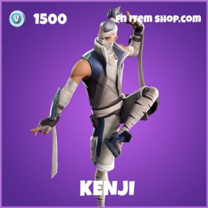 kenji epic fortnite skin