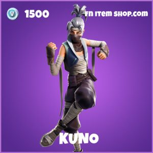 kuno epic fortnite skin