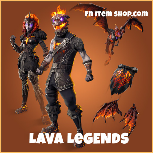 Lava-Legends