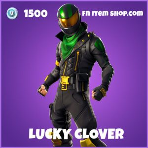 Lucky Clover epic skins
