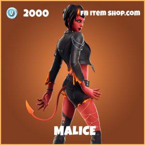 Malice legendary fortnite skin