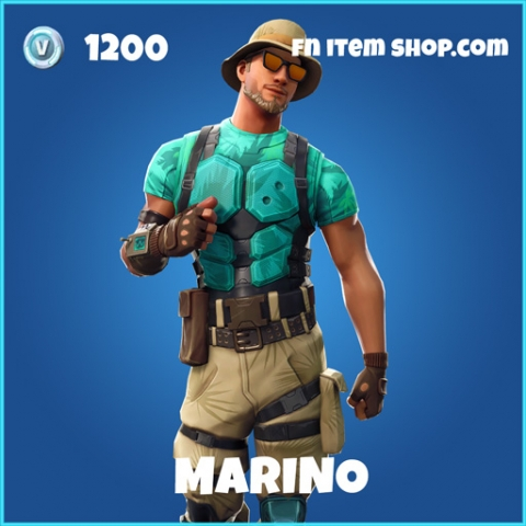 Marino rare fortnite skin