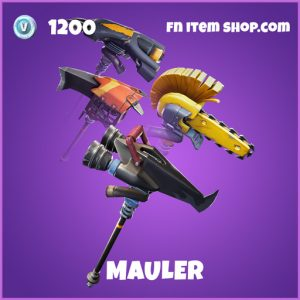 Mauler epic fortnite pickaxe