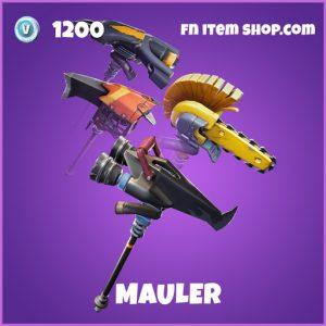 Mauler epic fortnite pickaxe