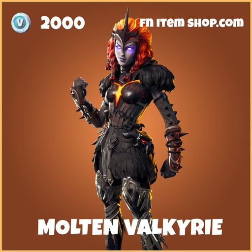 Molten-Valkyrie