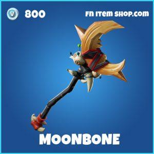 moonbone rare fortnite pickaxe