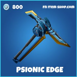 psionic edge rare fortnite pickaxe