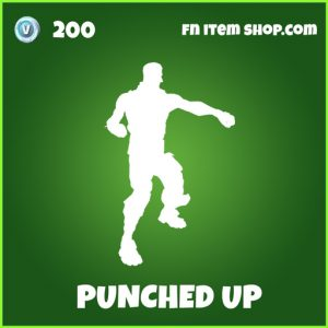 punched up uncommon fortnite emote