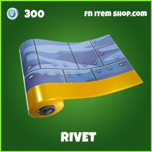 Rivet uncommon fortnite wrap