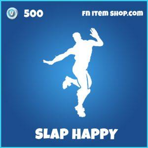 slap happy rare fortnite emote