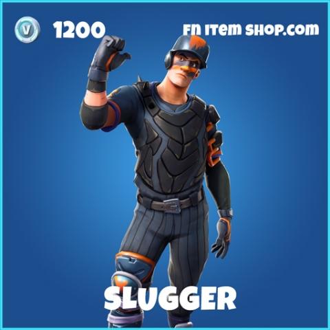 Slugger rare fortnite skin