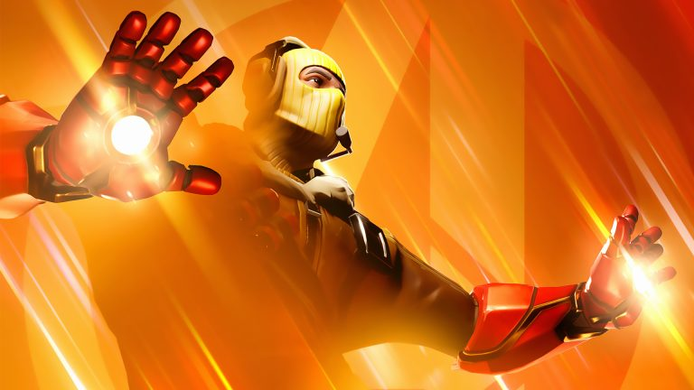 v8.50 Patch Notes – Fortnite X Avengers