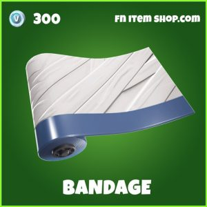 Bandage uncommon fortnite wrap