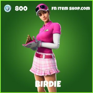 Birdie Uncommon fortnite skin