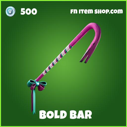 Bold-Bar