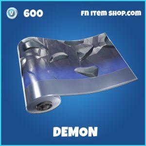 Demon rare fortnite wrap