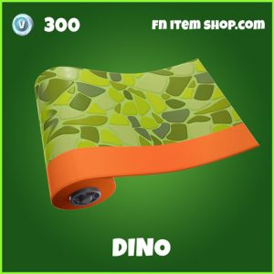 Dino uncommon fortnite wrap