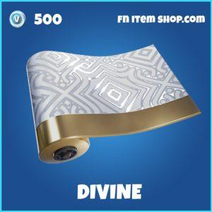 Divine rare wrap fortnite