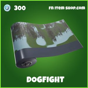 Dogfight uncommon fortnite wrap