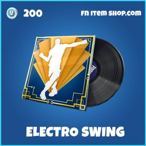 Electro Swing Rare Fortnite music