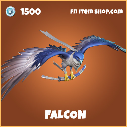Falcon legendary fortnite glider