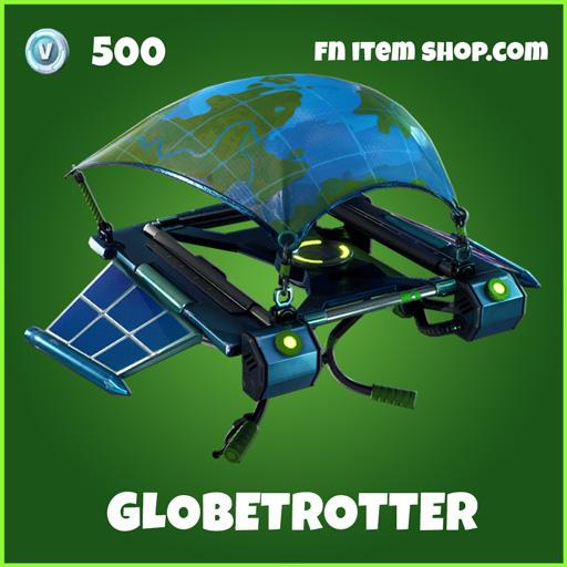 Globetrotter uncommon fortnite glider