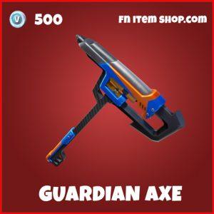Guardian Axe fortnite marvel pickaxe