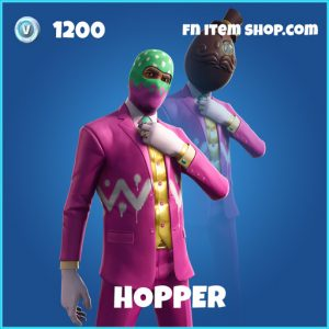 Hopper Rare fortnite skin