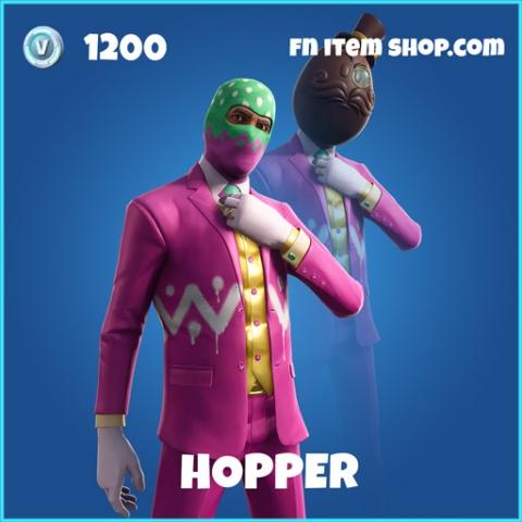 Hopper Rare fortnite skin