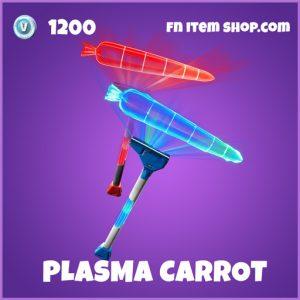 Plasma carrot epic fortnite pickaxe