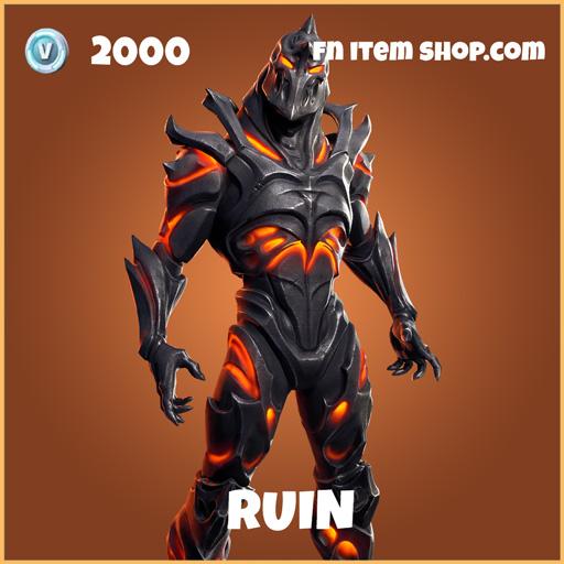 Ruin legendary fortnite skin