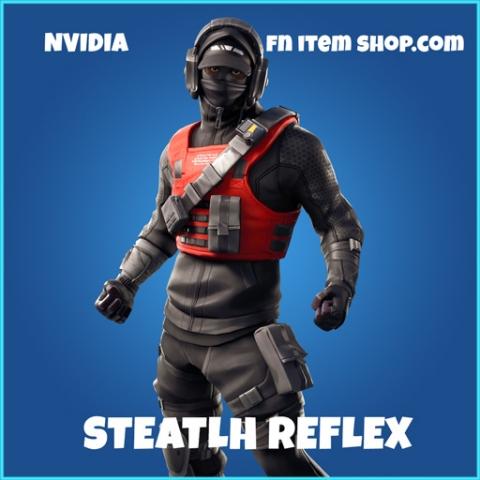 Stealth Reflex Nvidia rare skin