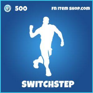 Switchstep rare fortnite emote