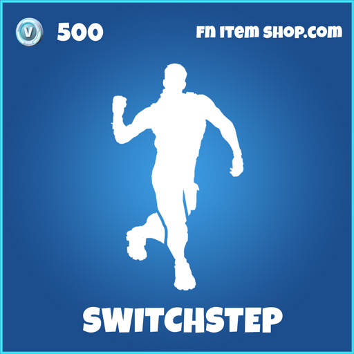 Switchstep rare fortnite emote