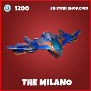 The Milano fortnite marvel glider