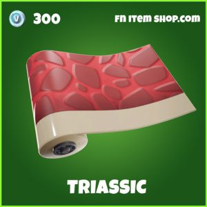 Triassic uncommon fortnite wrap