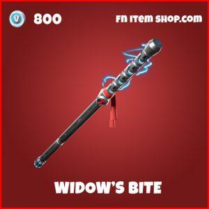 Widow's Bite Avengers fortnite skin pickaxe
